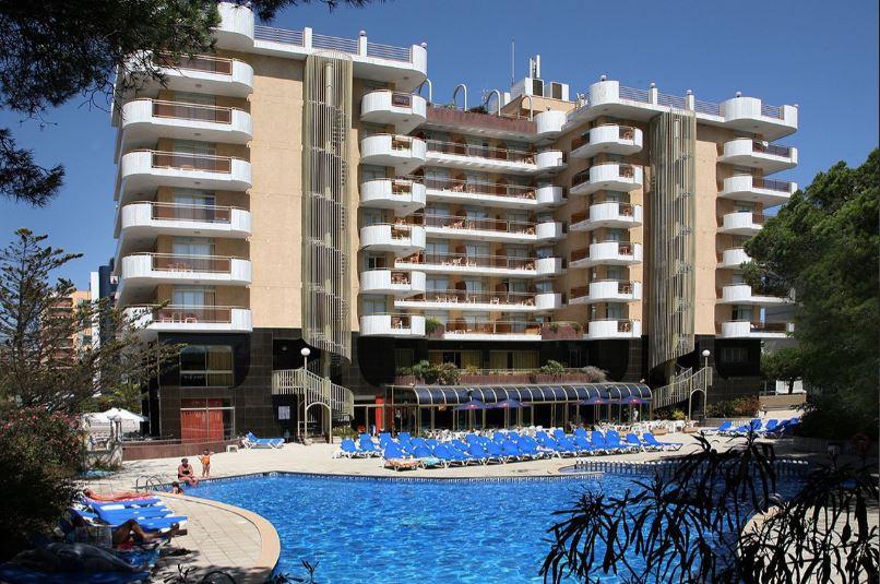 HotelBluMar vistas