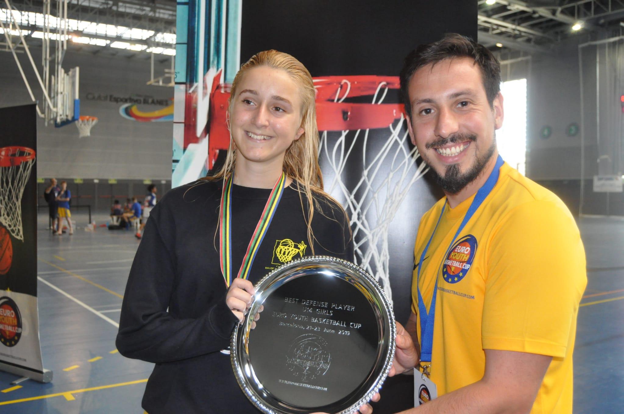 Premio femenino